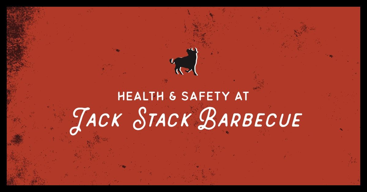 Health & Safety at Jack Stack Barbecue